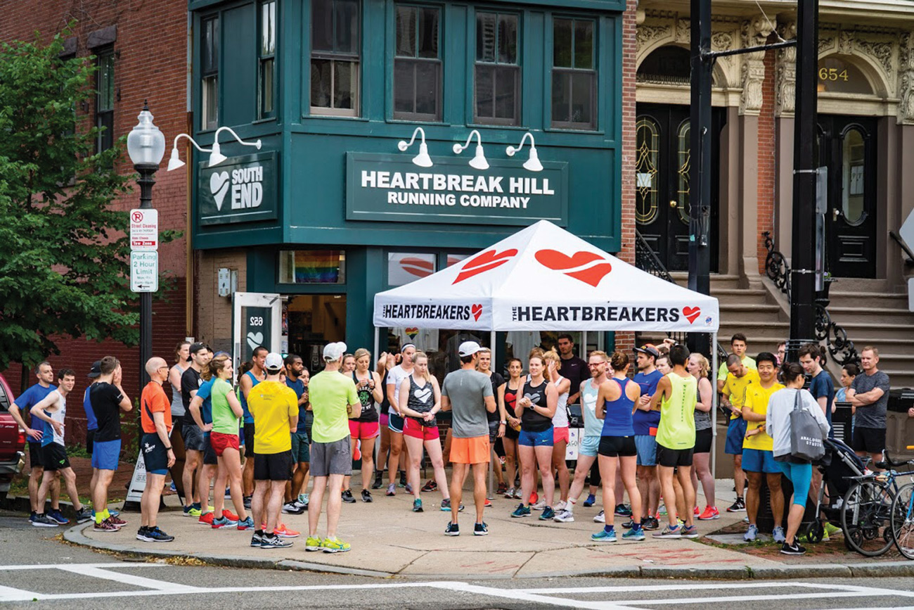 At the Heart and Soul of Running